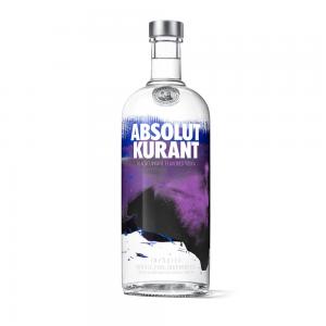 Absolut Kurant 1000 ml