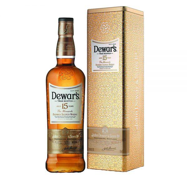 Dewar's 15 years old 750ml