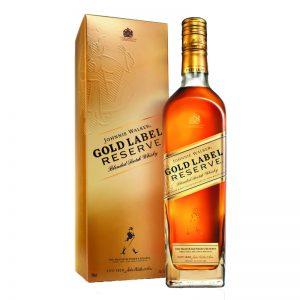 Johnnie Walker Gold Label 750ml
