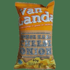 van landa cheese onion
