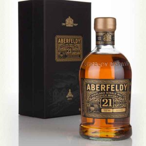 aberfeldy 21 years old whisky 750 ml