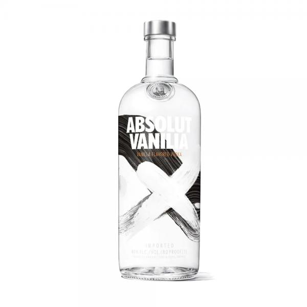 absolut vanilia 1000 ml