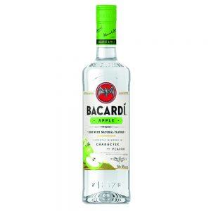 bacardi apple 700 ml