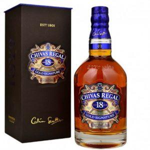 Chivas Regal 18 Years 750 ml