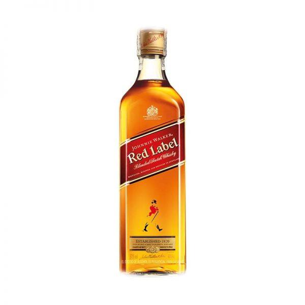 johnnie walker red label 375 ml