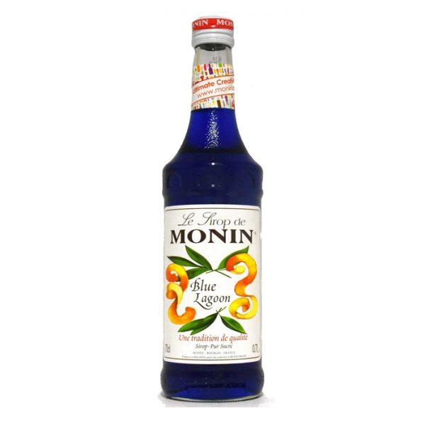 monin blue curacao