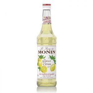 monin glasco lemon