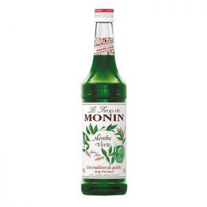 monin green mint