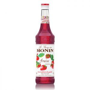 monin strawberry