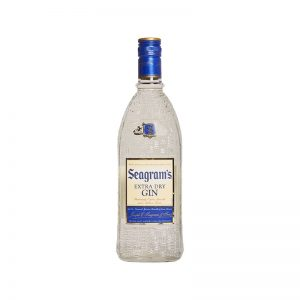 seagram extra dry gin