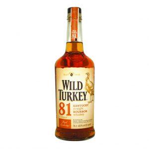 wild turkey 81 750 ml