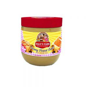 Dale's Farm Creamy Peanut Butter 250 Gr