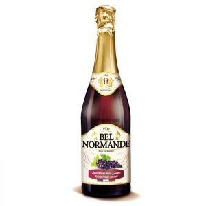 bel normande red grape