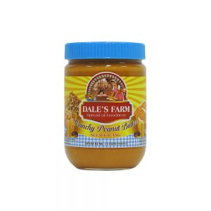 Dale's Farm Crunchy 500 gram