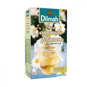 dilmah chamomile tag tea bag