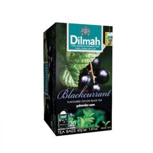 dilmah foil envelope blackcurrant
