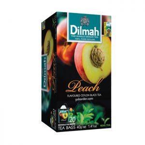 Dilmah Foil Envelope Peach