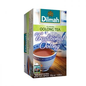 dilmah traditional oolong 20s