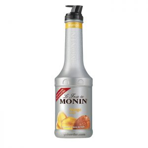 monin fruit mix mango