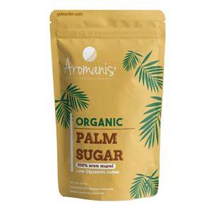 aromanis organic palm sugar 250 gram