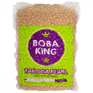 boba king tapioca pearl 3kg original