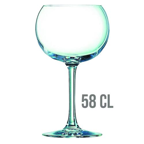Chef & Sommelier; Cabernet – Ballon Stemmed Glass 58