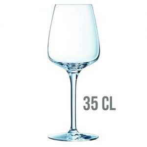 Chef & Sommelier; Sublym – Stemmed Glass 35