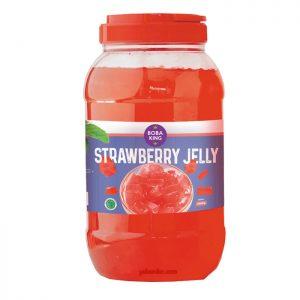 boba king strawberry