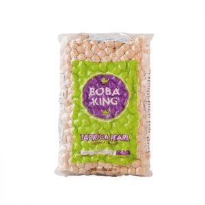 boba king tapioca pearl coffee