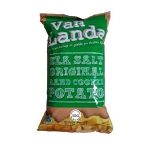van landa sea salt 50 gram