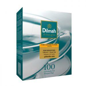 dilmah chamomile 100 sachet herbal infusion