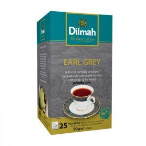 dilmah gourmet earl grey 25 sachet