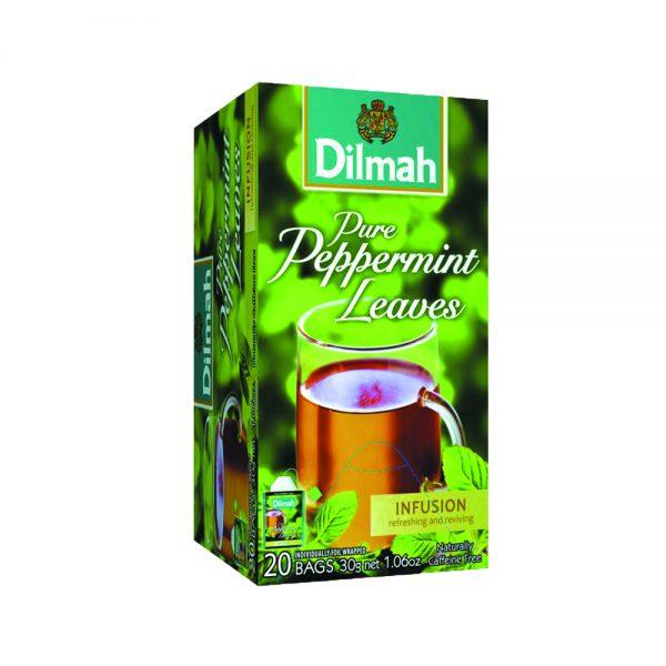 dilmah peppermint isi 20 sachet