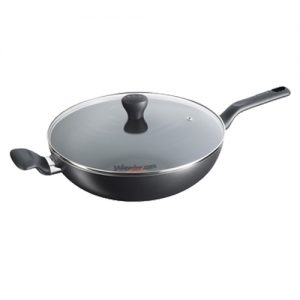 tefal super cook wokpan 32cm + lid