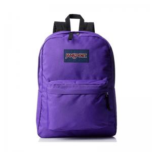 JanSport Superbreak Signature Purple