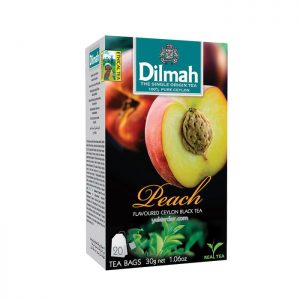 dilmah peach exotic fun