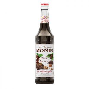 monin walnut brownie