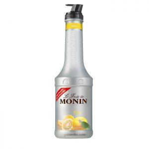 monin fruit mix yuzu
