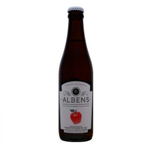 albens apple & strawberry