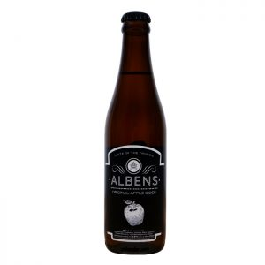 albens original apple