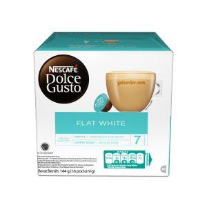 nescafe dolce gusto flat white