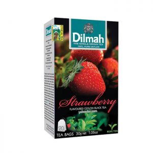 dilmah exotic strawberry