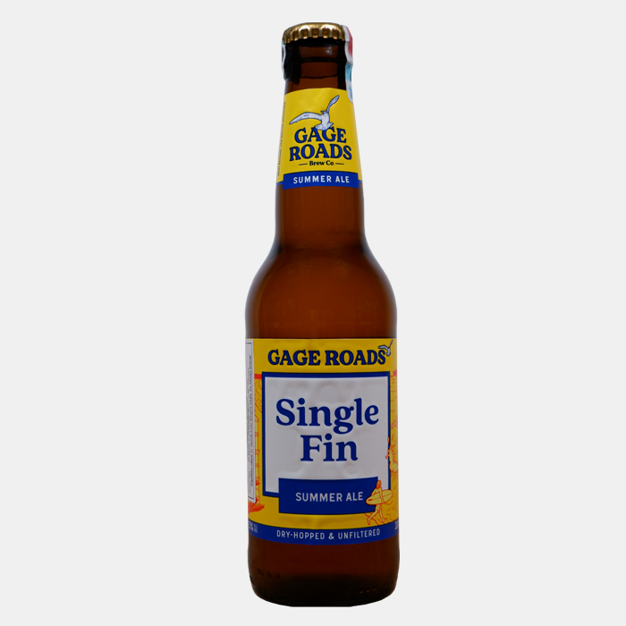 Single Fin 330 ml - Periode 20 Mei - 31 Juli 2021