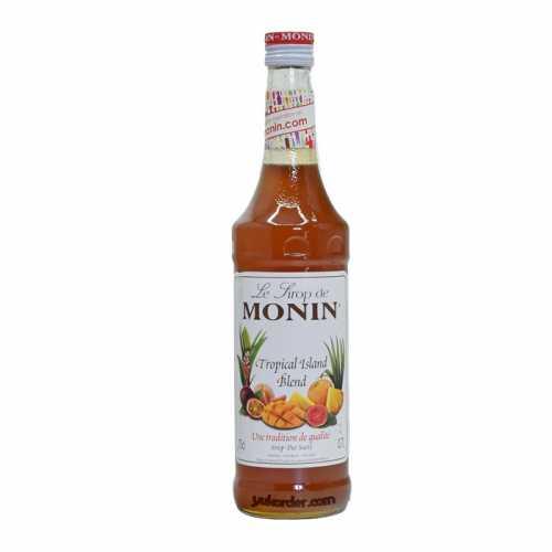 Monin Tropical Island Blend