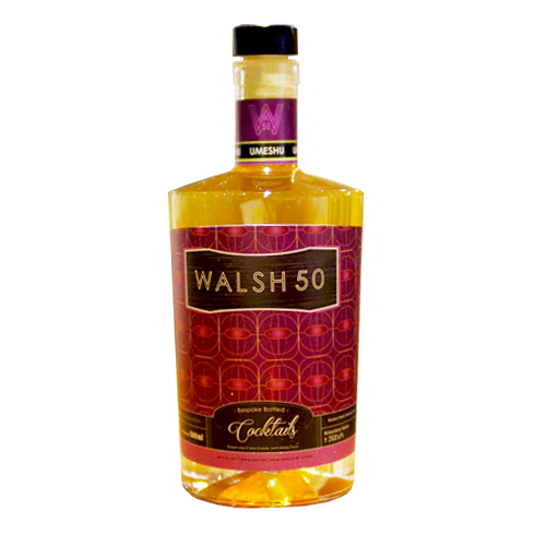 Walsh 50 Cocktails - Rp 255.000