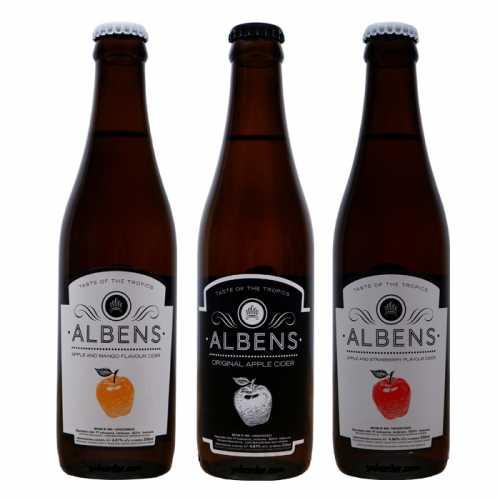 Albens Cider 330 ml