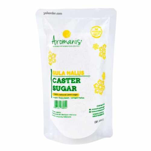 Aromanis Caster Sugar 250 gram