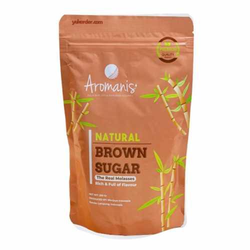 Aromanis Brown Sugar 250 gram
